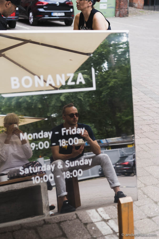 Bonanza Coffee Roasters in Berlin