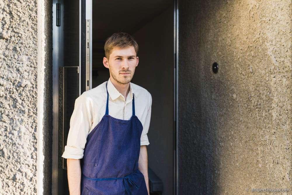 Chef Dylan Watson-Brawn
