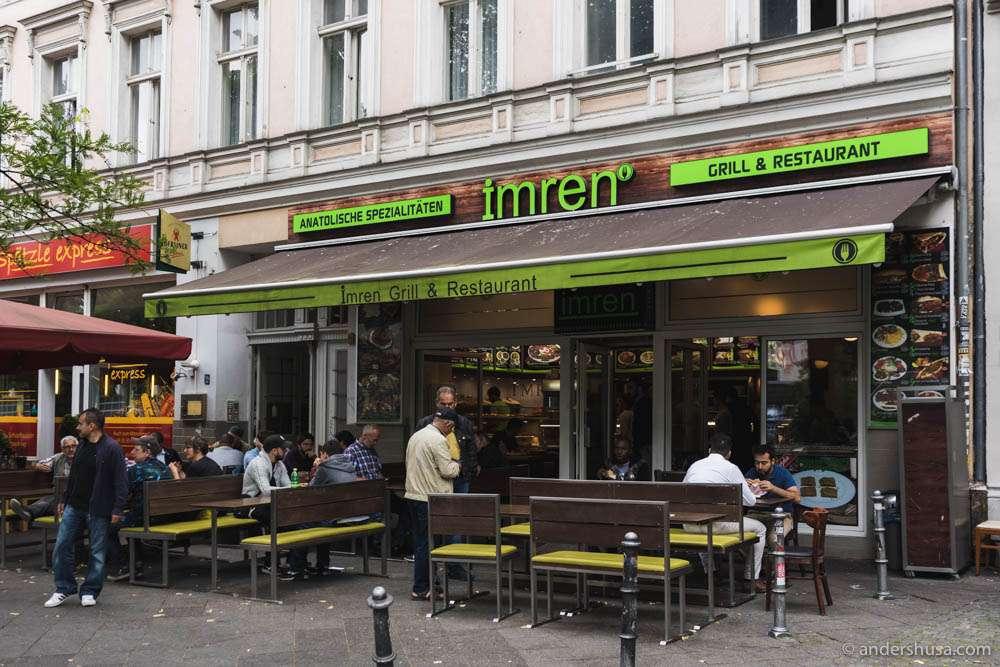 Imren Grill in Berlin