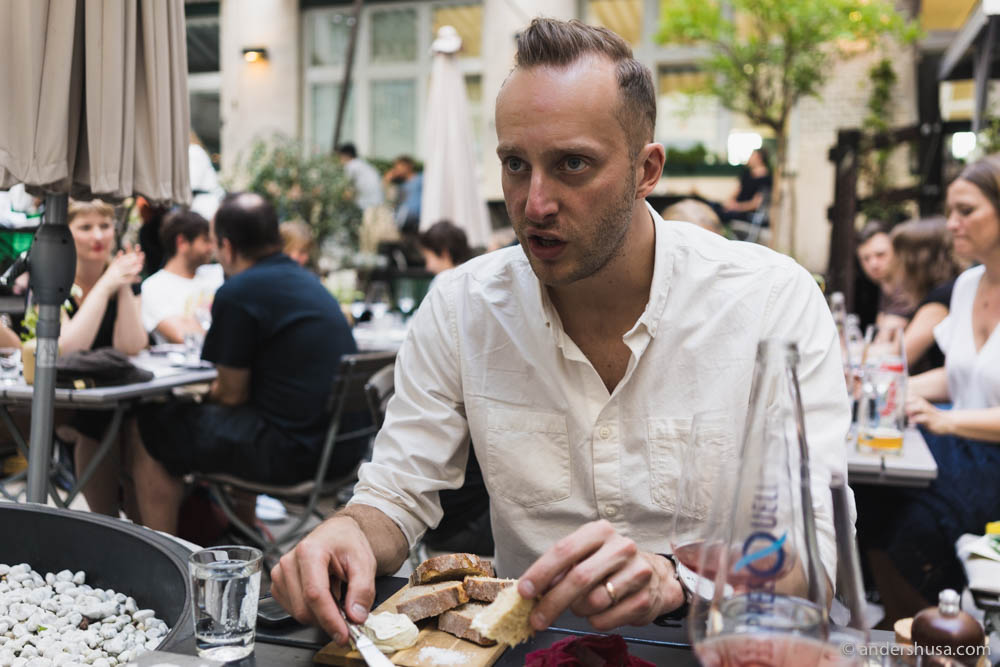 Per Meurling is the foremost expert on the Berlin food scene