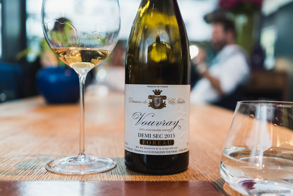 2015 Philippe Foreau, Vouvray, Demi-Sec