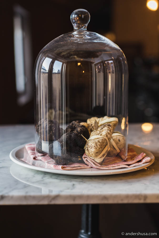 The truffle bell!