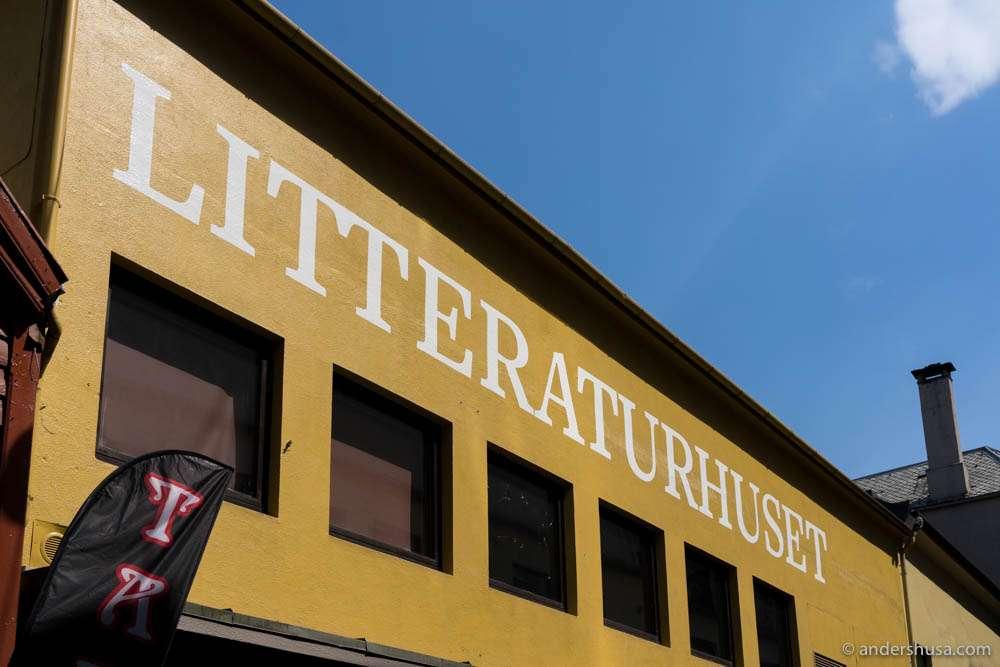 Colonialen Litteraturhuset in Bergen