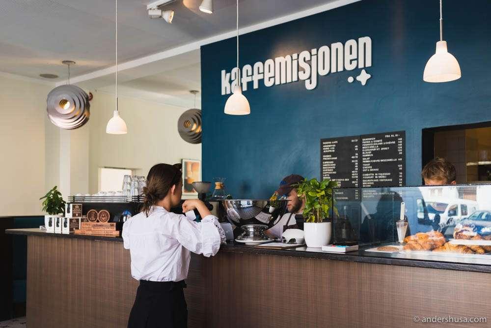 Kaffemisjonen in Bergen