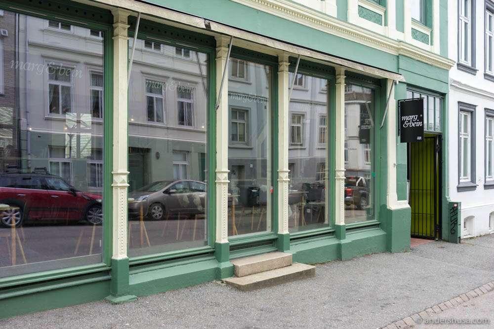 Marg & Bein in Bergen