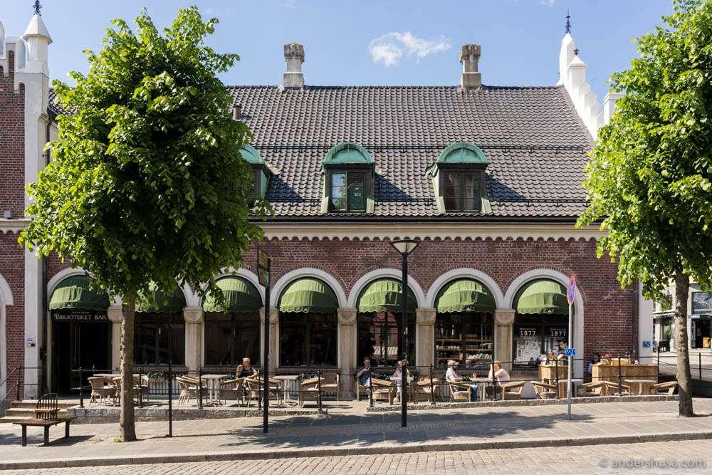 Restaurant 1877 in Bergen