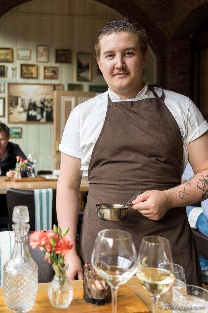 Chef Simon Nilsen