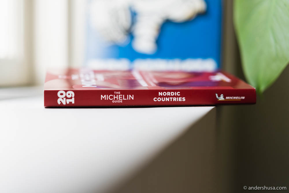 The Michelin Guide Nordic Countries 2019