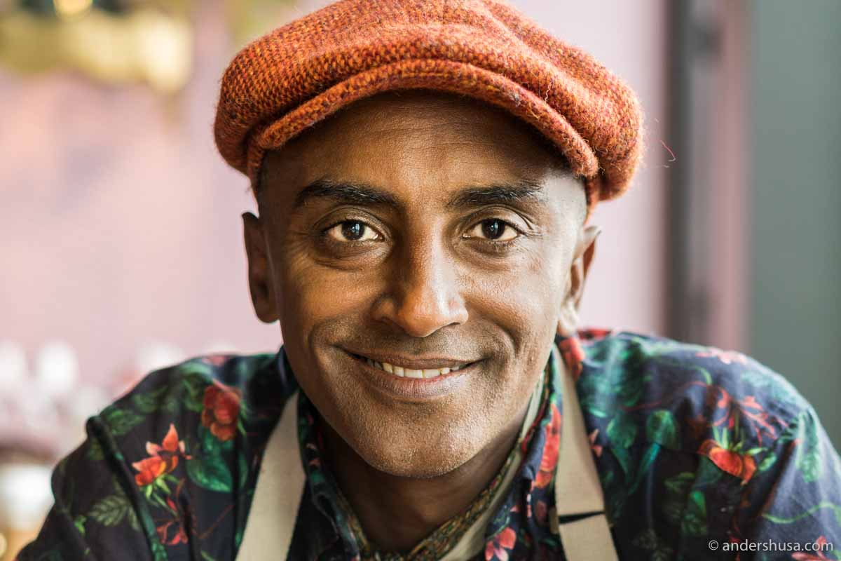 Meet Marcus Samuelsson | The Swedish-Ethiopian Chef Who Cooked for Obama