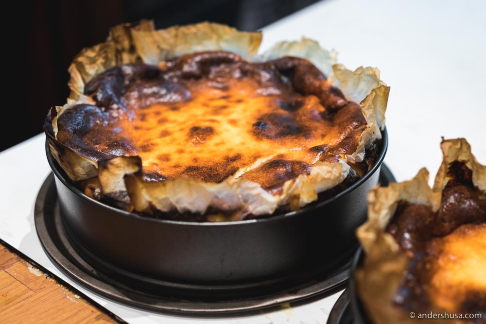 Basque Cheesecake At Hart Bageri The Trendy Dessert Invades Copenhagen