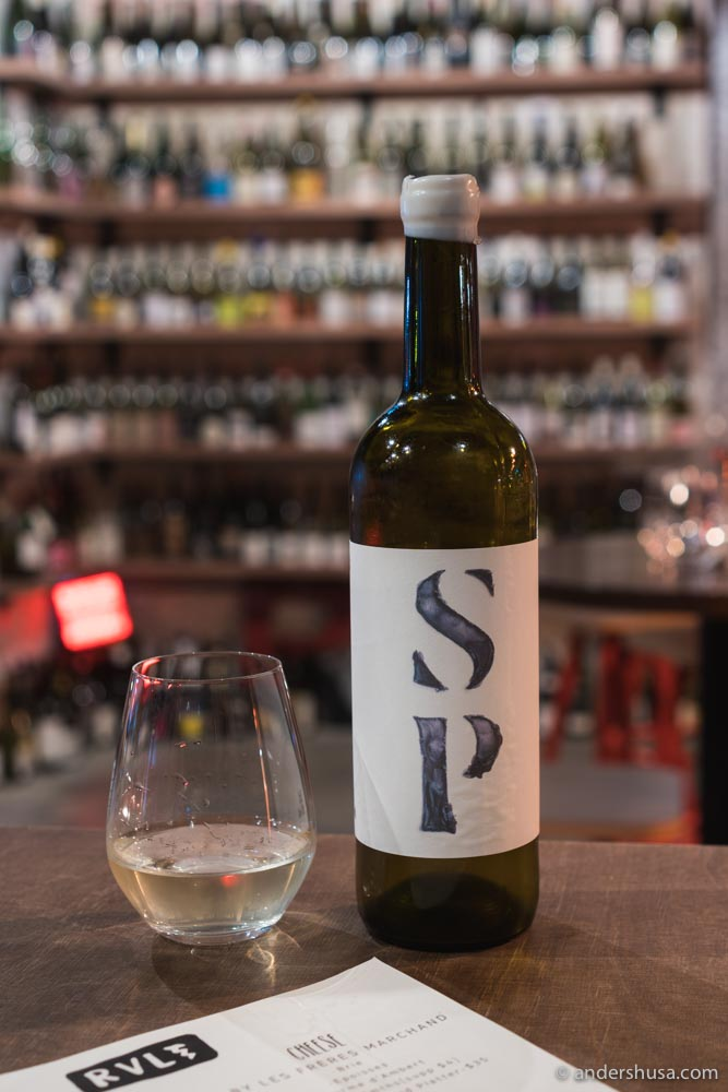 SP from Partida Creus – a favorite of ours!