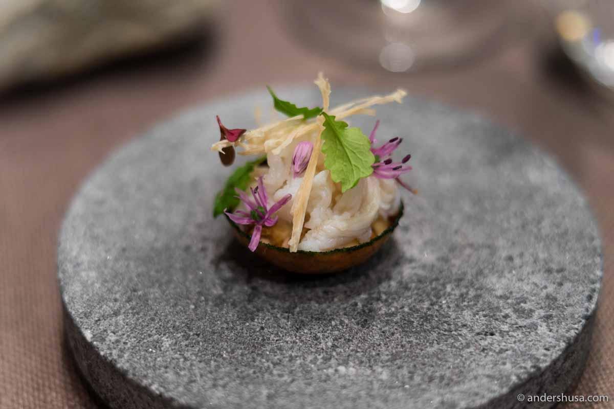 Fagn Trondheim S First Michelin Starred Restaurant