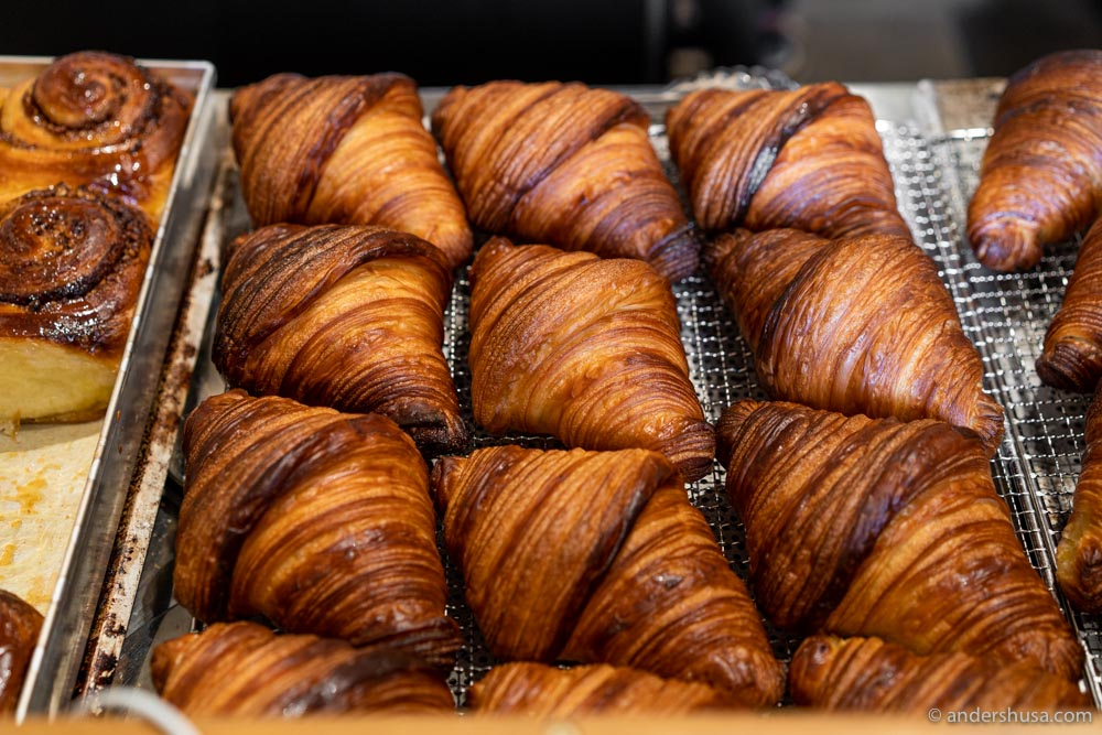 Go early to Alice if you want to secure a croissant – they sell out fast!