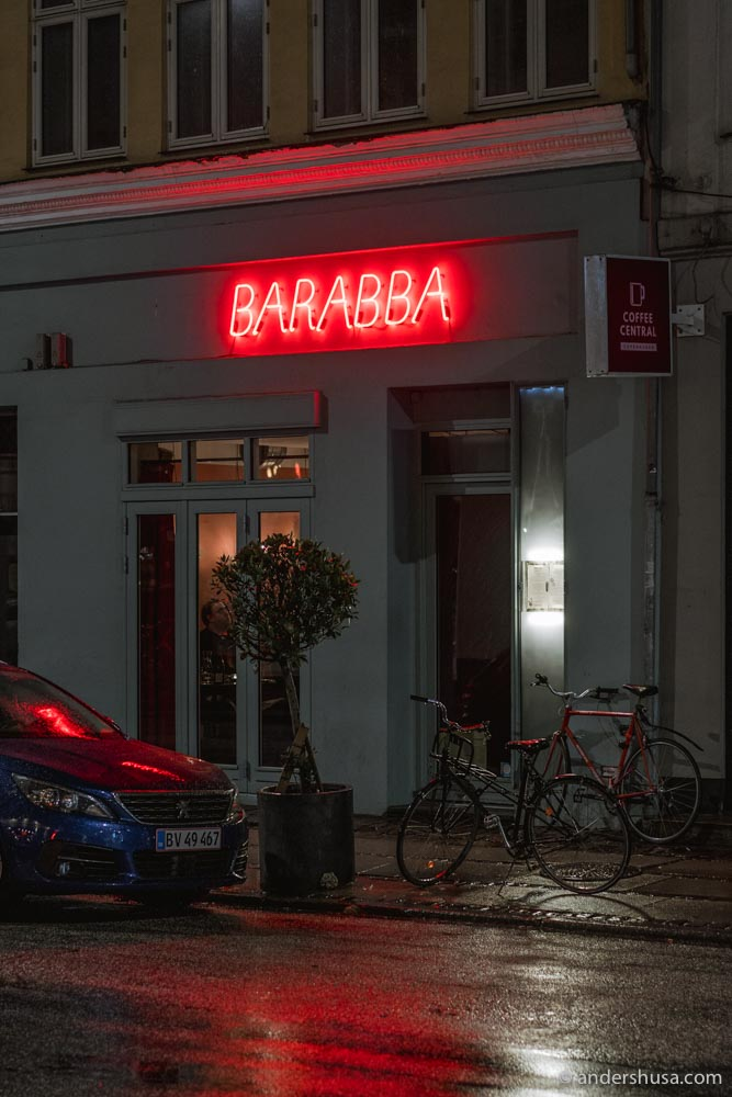 Barabba is the go-to place in Copenhagen for Italian food and natural wine.