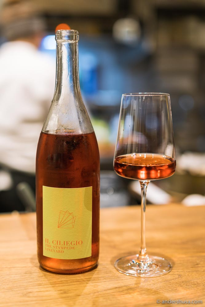 Scholium Project – Il Ciliegio (The Stampede Vineyard).