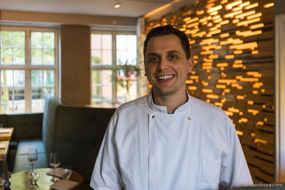 Chef Nicola Fanetti draws on childhood memories in his Italian cooking.