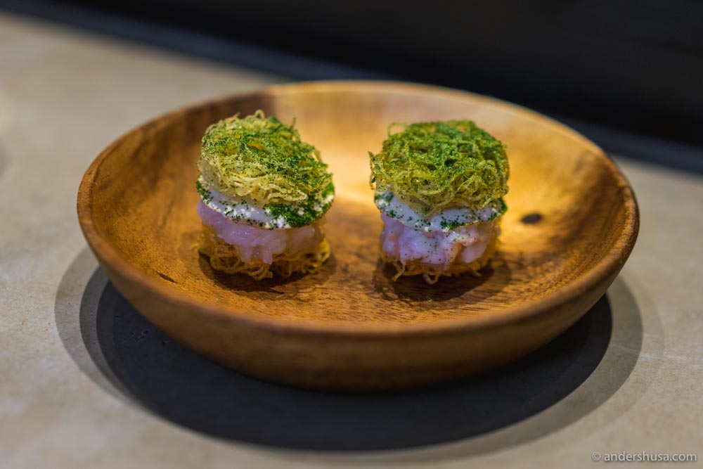 Sushi Restaurant Hoze in Gothenburg