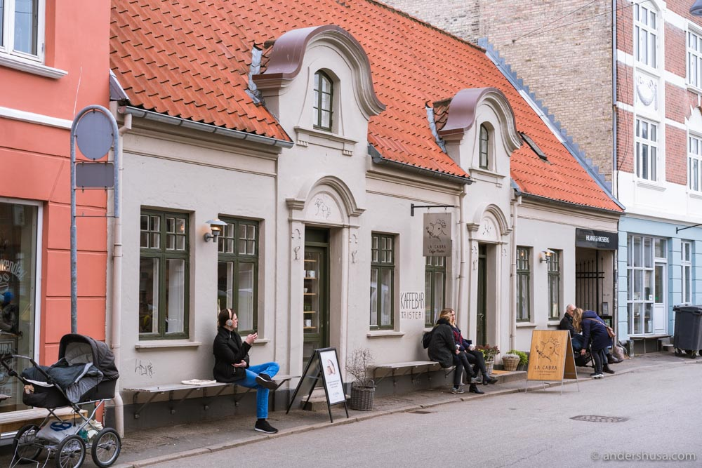 La Cabra is our favorite coffee bar in Aarhus.