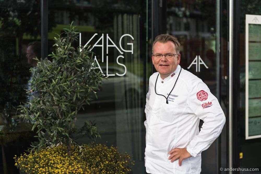 Founder and co-owner Jørn Lie.