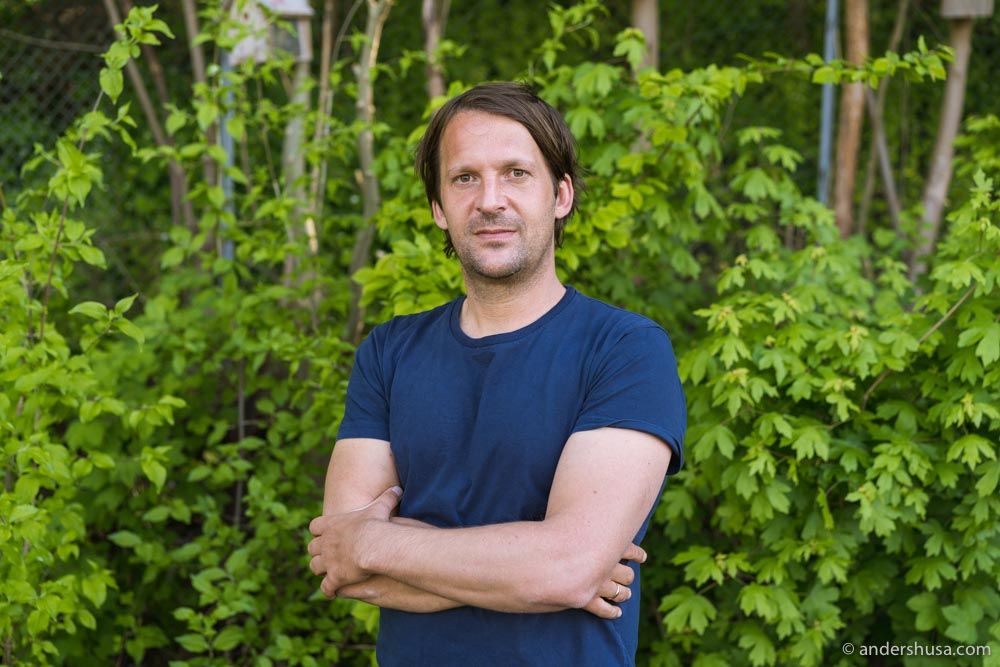 Chef René Redzepi hopes Noma will keep the wine bar even when the restaurant reopens.