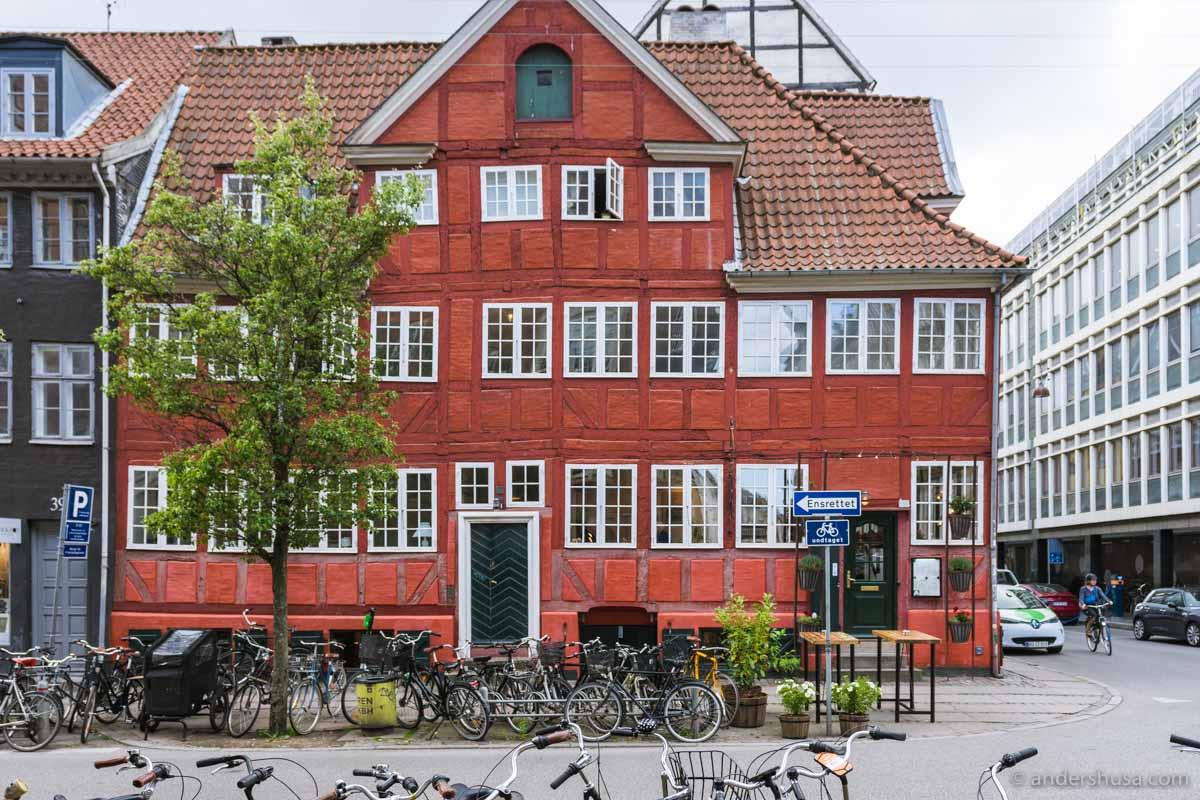 Review: Restaurant Møntergade