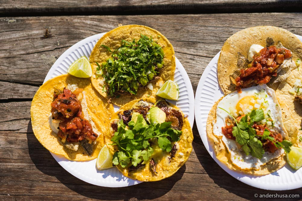 No trip to Copenhagen is complete without some tacos from Hija de Sanchez.