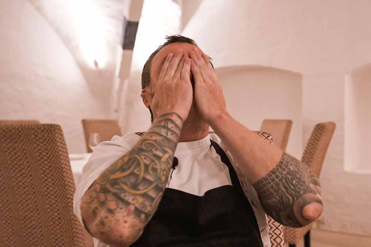Two Michelin Stars to Kong Hans Kælder
